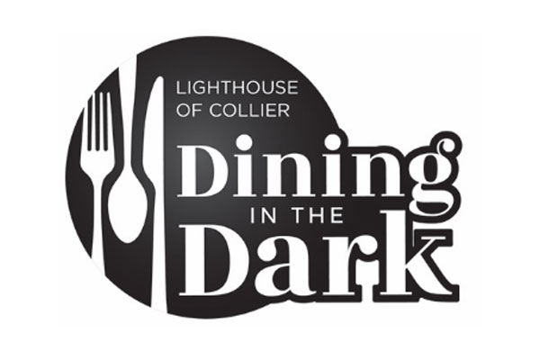 Dining in the Dark Event Logo