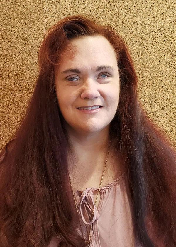 Misty Phillips, Assistive Technology Assistant