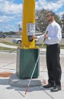 Audio Accessible Pedestrian Signal