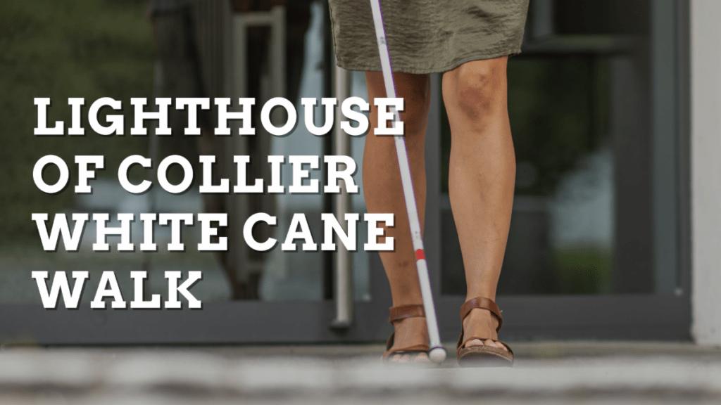 White Cane Walk